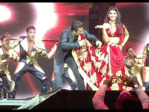 Salman Khan And Jacqueline Perform To Jumme Ki Raat Hai
