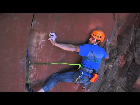 Indian Creek FA attempt (First Ascent Series DVD extra)