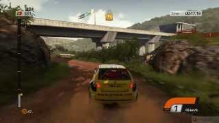 WRC 4 FIA World Rally Championship PC Gameplay HD 720P   Rally de Portugal