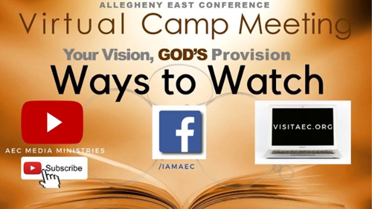 CHC SDA Church AEC Camp Meeting Sabbath July 4, 2020