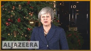 🇬🇧British PM Theresa May survives vote of confidence | Al Jazeera English