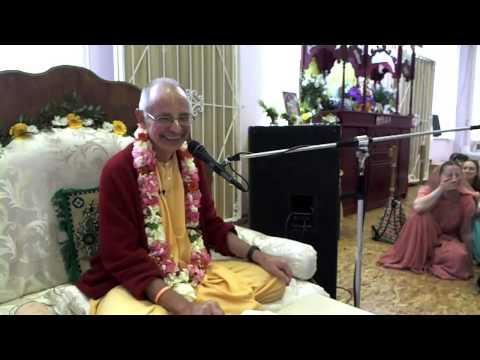 Шримад Бхагаватам 1.12.21 - Бхакти Вигьяна Госвами