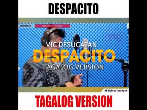 Pacito Tagalog Version