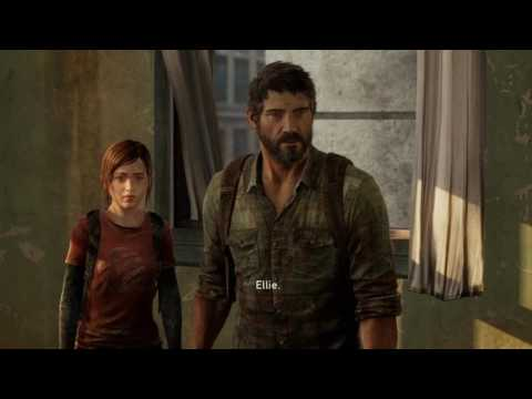 Horror night friday THE LAST OF US part 11 safety in numbers now we've met Sam and Henry