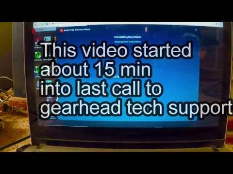 Do Not Use Netgear/gearhead Tech Support!