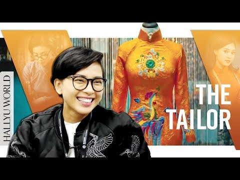 Film Co Ba Saigon (The Tailor) About Vietnamese Fashion (sub) |  ao dai sài gòn