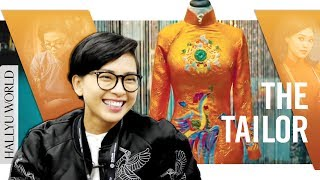 Co Ba Saigon (The Tailor) melontarkan ceramah tentang Vietnamese Fashion dan Ao Dai