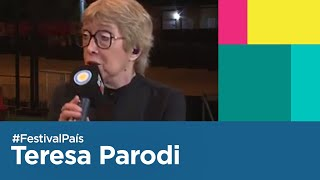 Entrevista a Teresa Parodi en la Fiesta Nacional Del Chamamé 2020 | Festival País