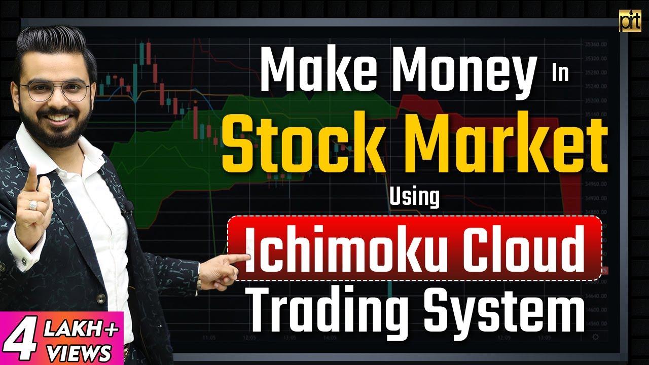 Make Money in #StockMarket 😎 using #Ichimoku Cloud Trading System