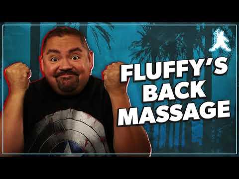 Fluffy's Back Massage | Gabriel Iglesias
