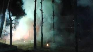 Vendore Church fireworks 2015