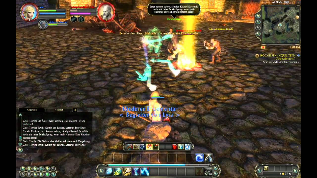 Rift Online Rift Online Gameplay Mage [max Settings] Hd - Youtube