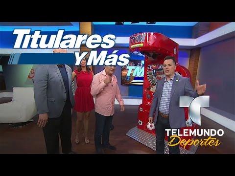 El reto de boxeo para Roberto Durán | Titulares y Más | Telemundo Deportes