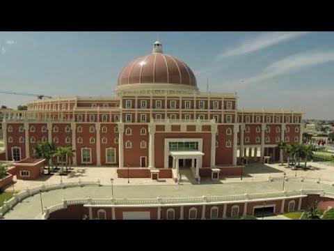 Angola yeni Devlet Başkanı'nı seçiyor