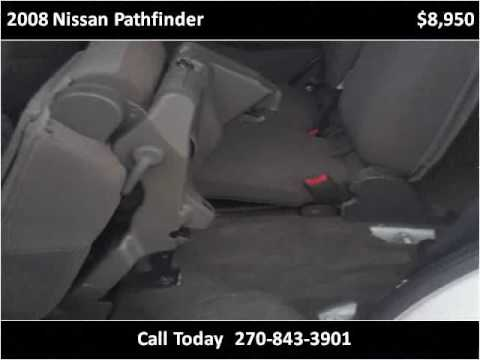 2008 Nissan Pathfinder Used Cars Bowling Green KY