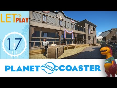 [FR] Planet Coaster Ep. 17 - Sheriff