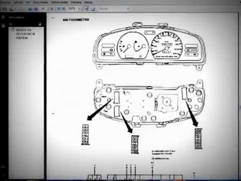 MANUAL NISSAN TSURU MOTOR E16e 8v enlace corregido - YouTube