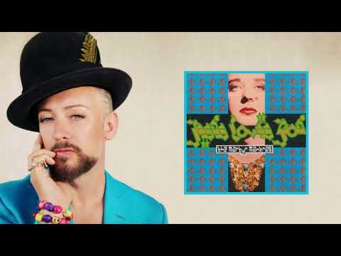 Jesus Loves You ( Boy George ) ‎