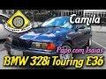 Camila ? Uma Perua Clássica! BMW 328i Touring E36 [Papo com Isaías]