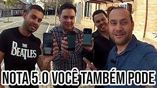 NOTA 5 ESTRELAS ... VOCÊ TAMBÉM PODE (saiba como funciona o prêmio de R$ 5000 da Uber)