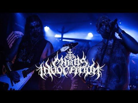 Chaos Invocation - Deathcrush (Mayhem cover) (live Lyon - 16/10/2018)