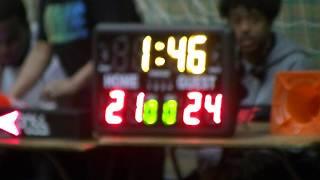 14 9 2019 Vlaardingen Captians MSE 1 vs Rivertrotters MSE 2  58-72 1st period