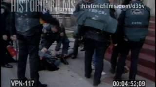 NARCOTICS RAID, 2376 WEBSTER AVE, BRONX - 1989
