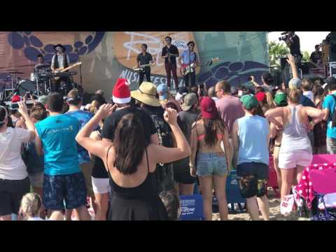 """Saint Motel - """"Move"""" at the Sharkwrecked Riptide Music Festival"""