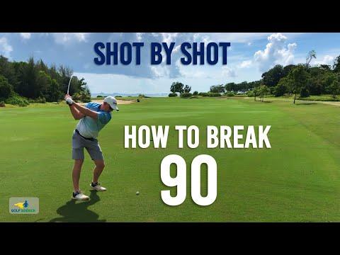 BREAK 90 - Stop Sabotaging Yourself and Make Smarter Decisions
