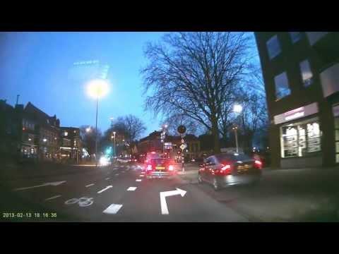 Ongeval Westerstraat - Gedempte Singelgracht Purmerend