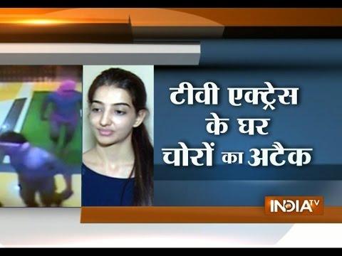 Saath Nibhaana Saathiya Actress Lovey Sasan aka Paridhi Get Robbed