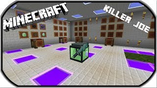 Killer Joe ⭐ Minecraft Ender IO  Tutorial ⭐ Deutsch / German