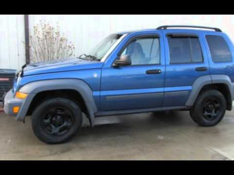 2005 Jeep Liberty Sport 4x4 For Sale In Mishawaka, IN