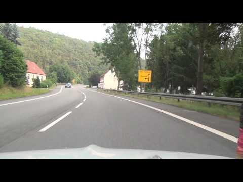 B252 Thalitter Kreis Waldeck Frankenberg Hessen 24.7.2013