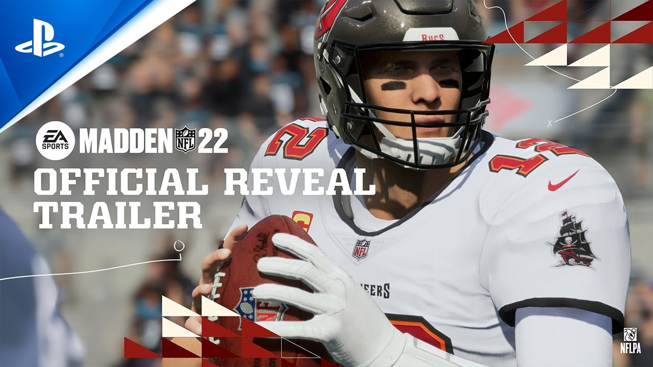 Madden 22 - Official Reveal Trailer - Gameday Happens Here | PS5, PS4