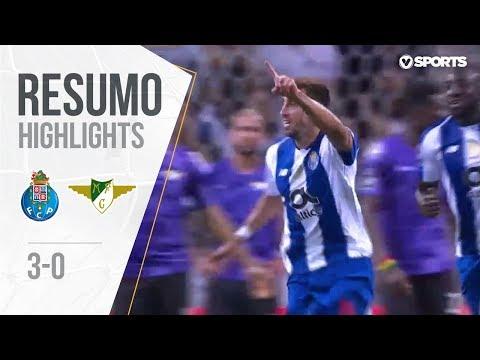 Highlights   Resumo: FC Porto 3-0 Moreirense (Liga 18/19 #4)