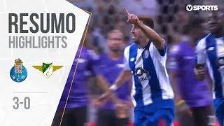 Highlights | Resumo: FC Porto 3-0 Moreirense (Liga 18/19 #4)