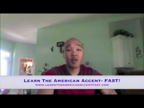 Free American Accent Training:  T Pronounced As D