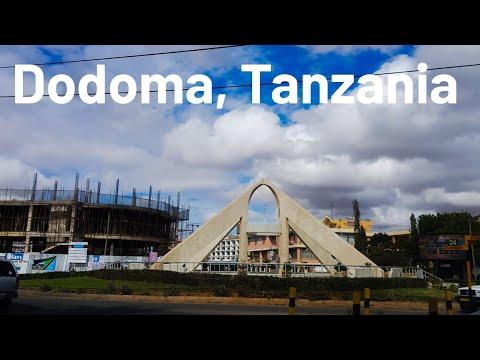 Historia Fupi ya Mkoa wa Dodoma, Tanzania