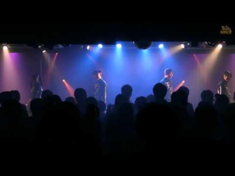 iDOL BUNCH Vol.3 2部 nanoCUNE 11/3 @ 大須M.I.D - Captured Live on Ustream at http://www.ustream.tv/channel/idolbunch.
