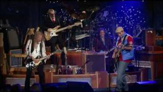 "Adam Sandler Performs Neil Young's ""Like a Hurricane"""