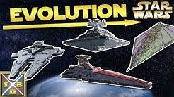 STAR WARS: Die EVOLUTION der STERNENZERSTÖRER