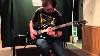 Let Me Drown - We As Human guitar cover