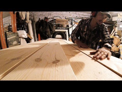 IT NEEDS TO BE SANDED DAY 1 | ADWOODS VLOG #026