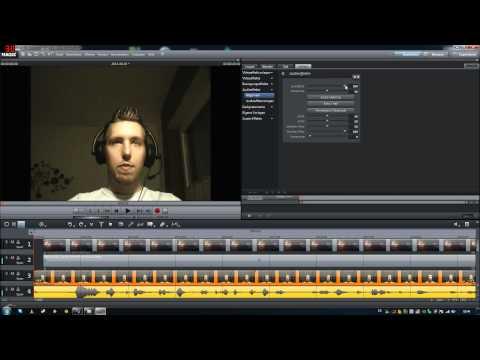 Wie man 2 Parallel ablaufende Videos zu einem macht (Bild in Bild) (Magix)