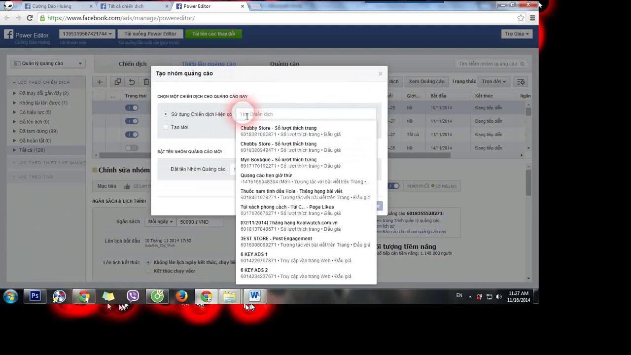 Cách hẹn giờ chạy quảng cáo Fanpage Facebook   Facebook Marketing