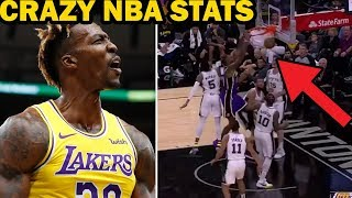 7 of the Craziest NBA Stats From the 2019 20 Season So Far