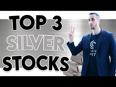 What Are The Top 3 Silver Mining Stocks To BUY Today? (In Depth Analysis/New Silver Bull Market)
