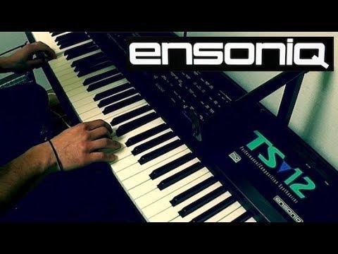 ENSONIQ TS-12 Synthesizer (1993) (No Talking) DEMO