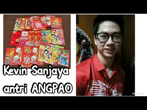 Kevin Sanjaya and Marcus Gideon Activity in Chinese New Year